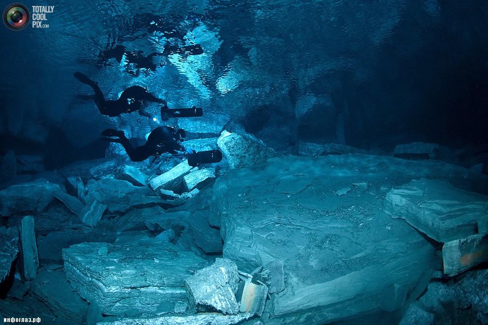 orda 027 Ординская пещера