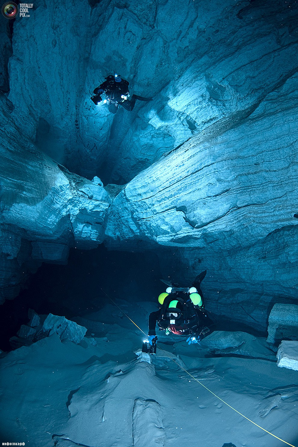 orda 032 Ординская пещера