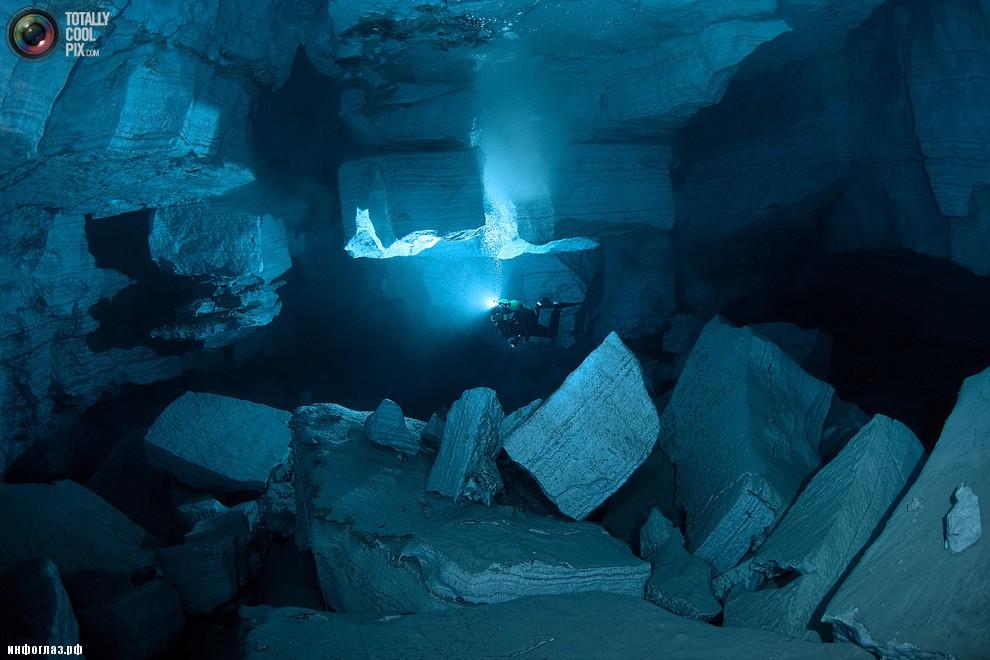 orda 038 Ординская пещера