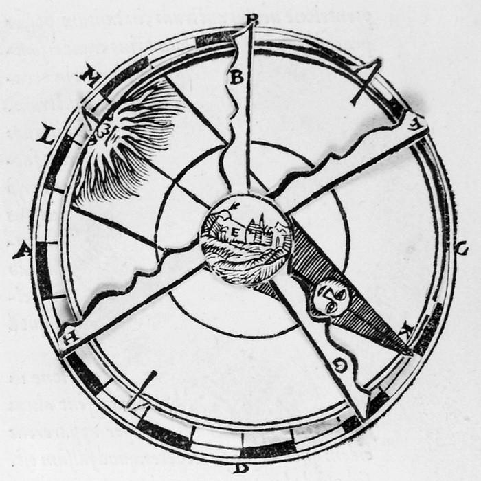 3. Вольвеллы и зодиакальный человек астрономия, история, невероятное, предки, факты