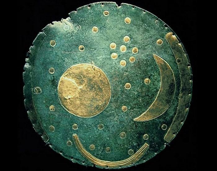 5. Небесный диск из Небры астрономия, история, невероятное, предки, факты