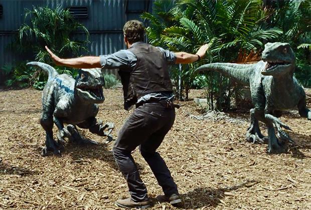 Динозавры в кино демонстрируют повадки млекопитающих