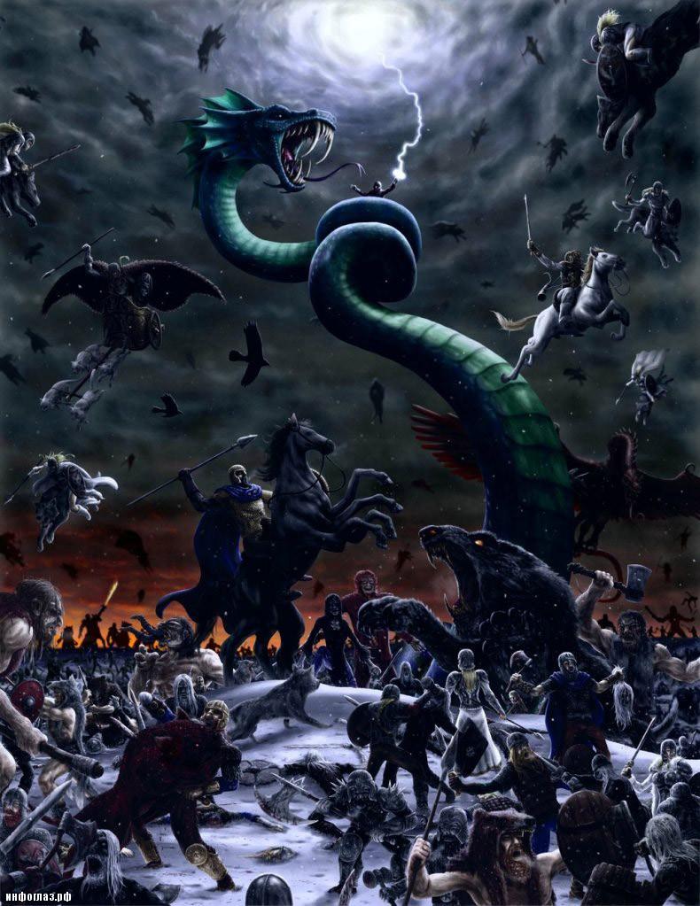 Самые страшные и злые монстры из мировых религий