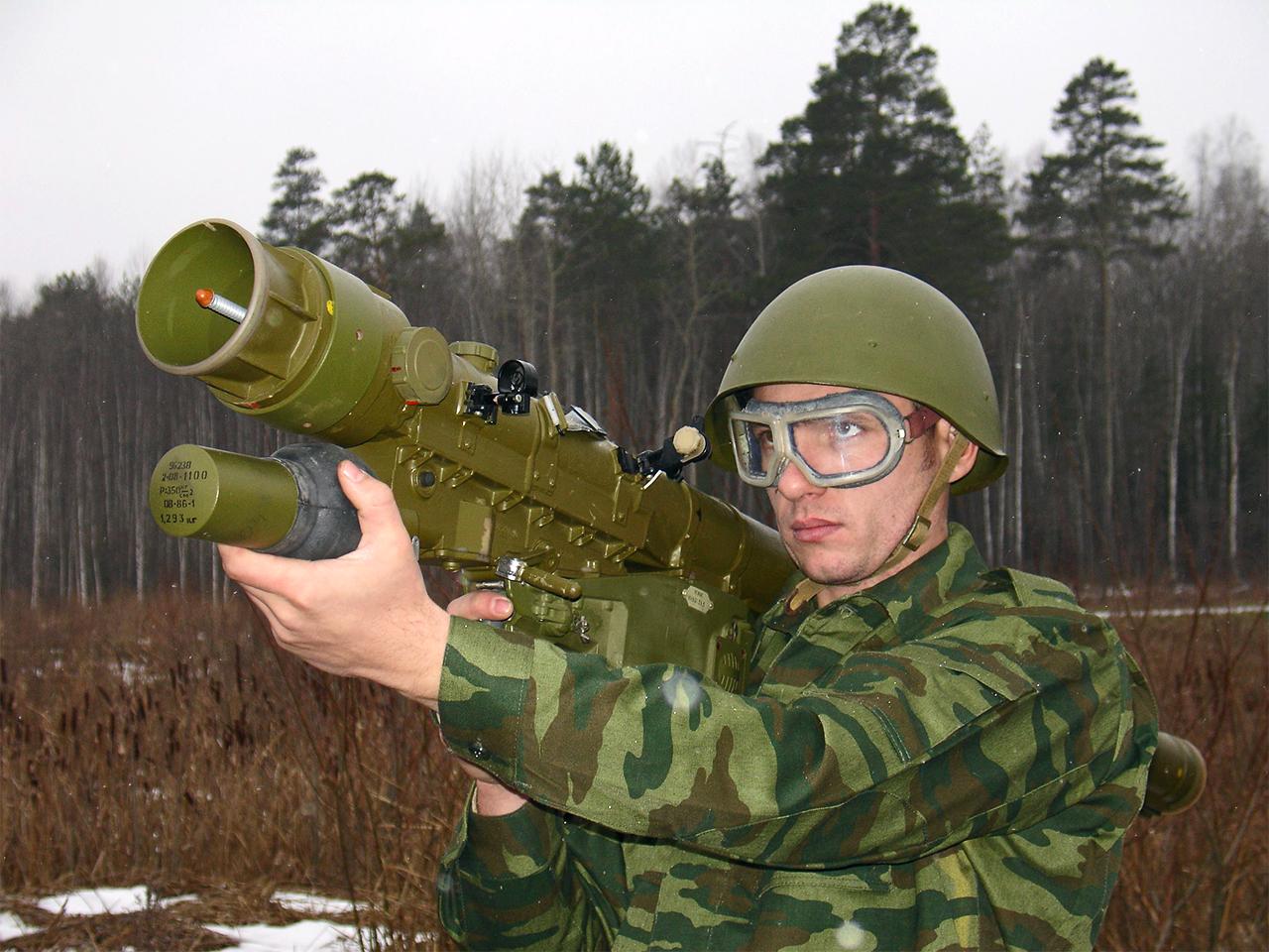 Новейший российский ПЗРК не имеет аналогов в мире