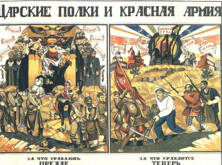  - Война красных и белых: люди, проигравшие всё | Военно-исторический портал Warspot.ru
